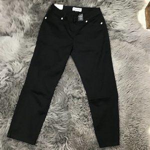 Nygard | Women's Pants | Black | Cropped